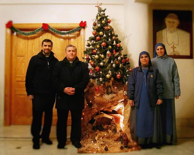 Natale siria aleppo ive