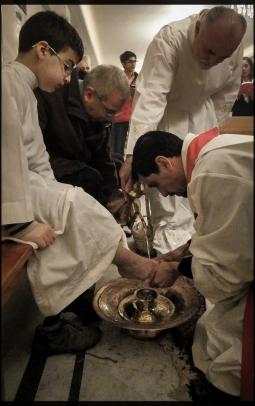 Holy Thursday in Syria